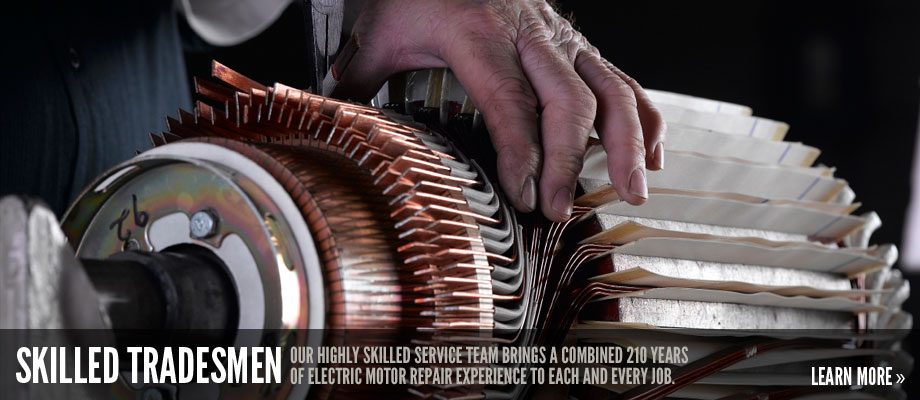 Electric Motor Repair Shop Seattle
